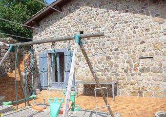 Location Maison 3 pièces 74m² Saint-Julien-Labrousse (07160) - Photo 1