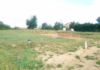 Vente Terrain 972m² alboussiere - photo