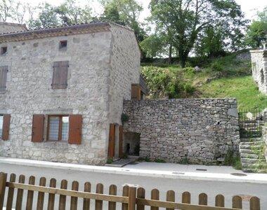 Vente Maison 4 pièces 135m² vernoux en vivarais - photo