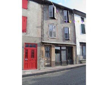 Vente Maison 8 pièces 163m² lamastre - photo