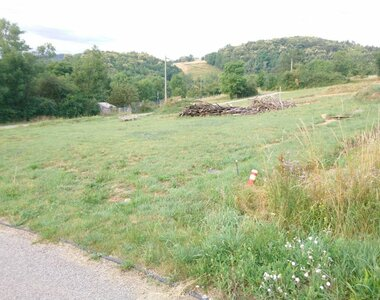 Vente Terrain 972m² alboussiere - photo