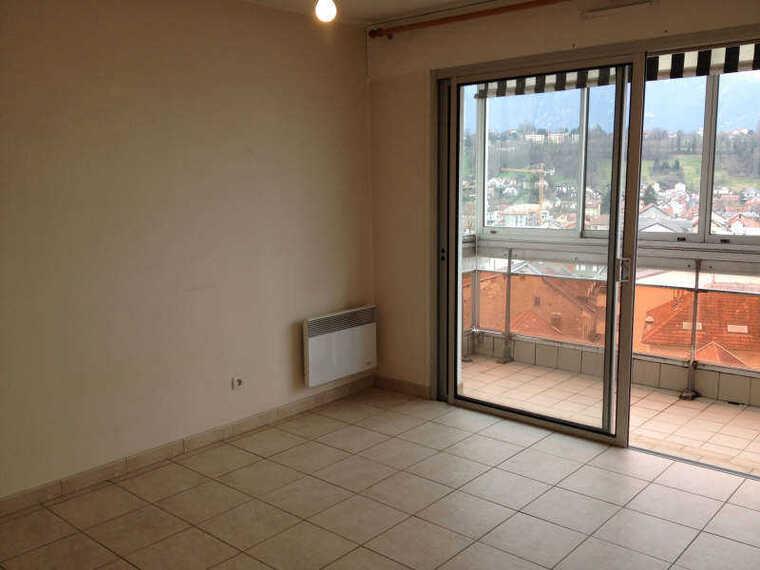 Location Appartement 1 pièce 34m² Aix-les-Bains (73100) - photo