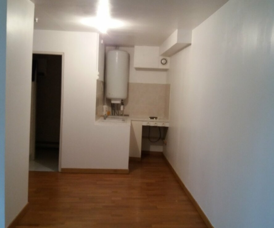 Location Appartement 1 pièce 26m² Cours-la-Ville (69470) - photo