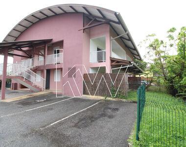 Vente Appartement 3 pièces 56m² CAYENNE - photo