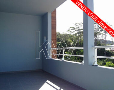 Vente Appartement 3 pièces 64m² CAYENNE - photo