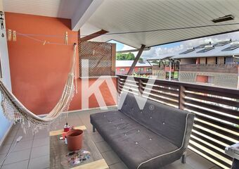Vente Appartement 1 pièce 25m² REMIRE MONTJOLY - Photo 1