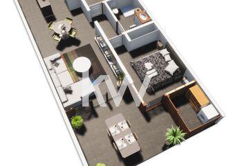 Vente Appartement 3 pièces 69m² REMIRE MONTJOLY - Photo 1