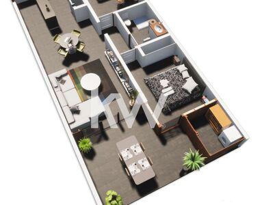 Vente Appartement 3 pièces 69m² REMIRE MONTJOLY - photo