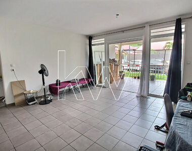 Vente Appartement 3 pièces 56m² REMIRE MONTJOLY - photo