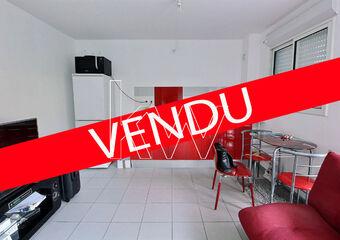 Vente Appartement 1 pièce 24m² REMIRE MONTJOLY - Photo 1