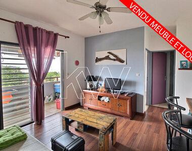 Vente Appartement 2 pièces 41m² CAYENNE - photo