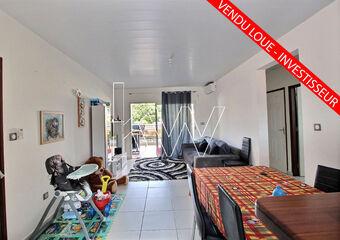 Vente Appartement 3 pièces 62m² REMIRE MONTJOLY - Photo 1
