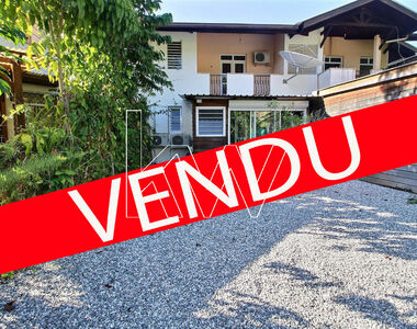 Vente Appartement 1 pièce 42m² REMIRE MONTJOLY - photo