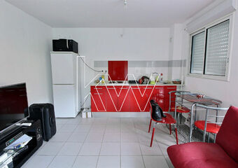 Vente Appartement 1 pièce 24m² REMIRE MONTJOLY - Photo 1