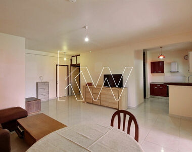 Vente Appartement 3 pièces 75m² REMIRE MONTJOLY - photo