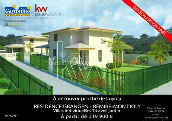 Vente Maison 4 pièces 110m² REMIRE MONTJOLY - photo