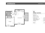 Vente Appartement 2 pièces 43m² MONTBAZON - Photo 2
