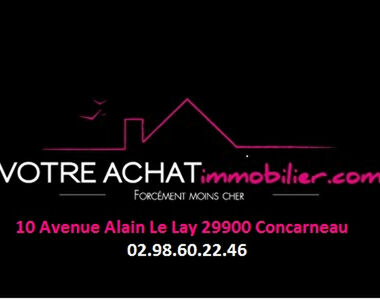 Vente Terrain 442m² CONCARNEAU - photo