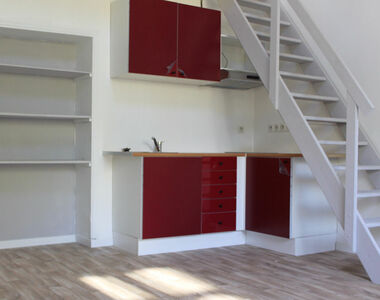 Location Appartement 1 pièce 24m² Concarneau (29900) - photo
