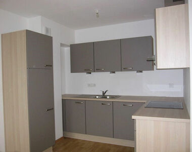 Vente Appartement 3 pièces 68m² QUIMPERLE - photo