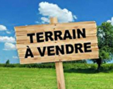Vente Terrain 756m² QUIMPERLE - photo