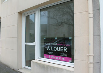 Location Fonds de commerce 20m² Concarneau (29900) - photo
