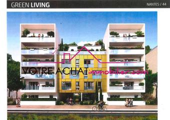 Vente Appartement 4 pièces 90m² NANTES - Photo 1