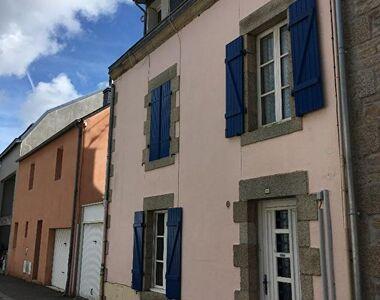 Location Maison 4 pièces 65m² Concarneau (29900) - photo