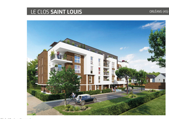 Vente Appartement 2 pièces 43m² ORLEANS - Photo 1