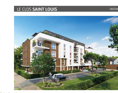 Vente Appartement 2 pièces 43m² ORLEANS - photo