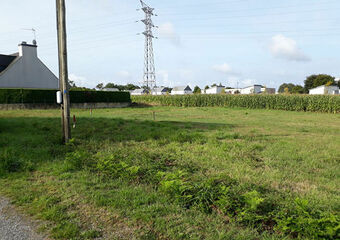 Vente Terrain 610m² QUIMPERLE - Photo 1