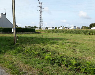 Vente Terrain 610m² QUIMPERLE - photo