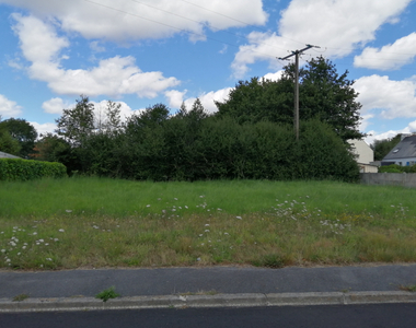 Vente Terrain 495m² ROSPORDEN - photo