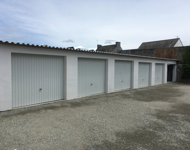 Location Garage Concarneau (29900) - photo