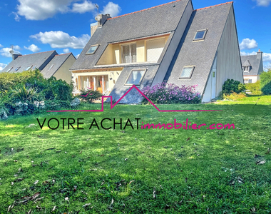 Vente Maison 5 pièces 166m² QUERRIEN - photo