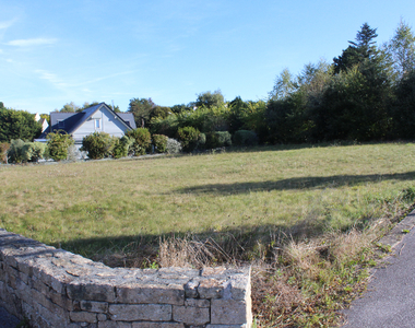 Vente Terrain 1 067m² Concarneau - photo