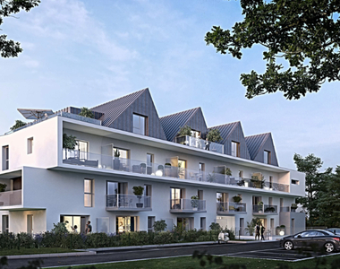 Vente Appartement 2 pièces 43m² CONCARNEAU - photo