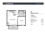 Vente Appartement 2 pièces 43m² CONCARNEAU - Photo 2