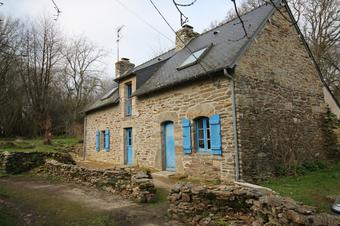Vente Maison 4 pièces 126m² CLOHARS CARNOET - photo