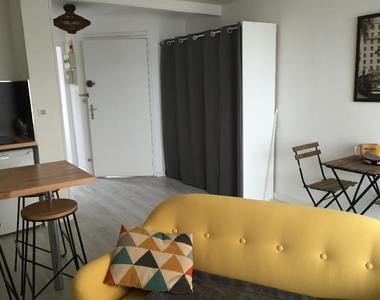 Location Appartement 2 pièces 28m² Concarneau (29900) - photo