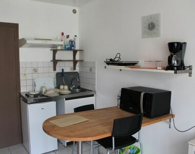 Location Appartement 1 pièce 18m² Concarneau (29900) - photo