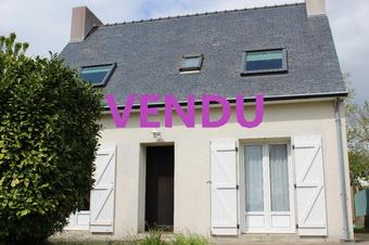 Vente Maison 4 pièces 76m² CONCARNEAU - photo