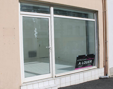 Location Fonds de commerce 26m² Concarneau (29900) - photo
