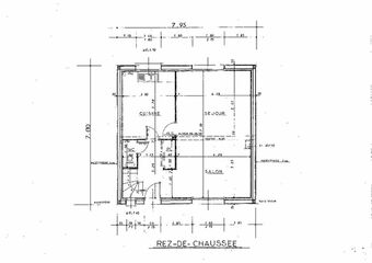 Vente Maison 4 pièces 87m² CONCARNEAU - photo
