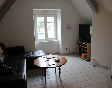 Vente Appartement 2 pièces 63m² QUIMPERLE - photo