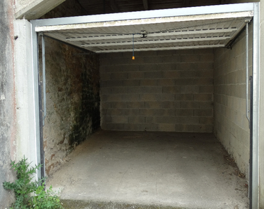 Location Garage 15m² Rosporden (29140) - photo