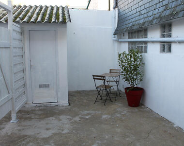Location Appartement 2 pièces 30m² Concarneau (29900) - photo