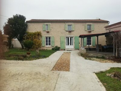 Vente Maison 3 pièces 134m² Saint-Cyr-du-Doret (17170) - photo