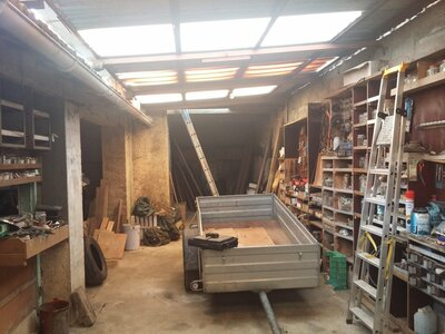 Vente Garage 5 pièces 120m² la laigne - Photo 4