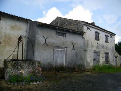 Vente Maison 1 pièce 180m² Saint-Georges-du-Bois (17700) - photo